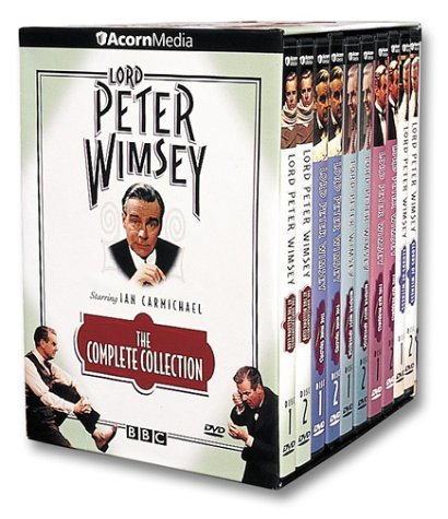 Lord Peter Wimsey Complete Collection Clr Nr 10 DVD