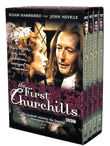 First Churchills First Churchills Clr Nr 4 DVD