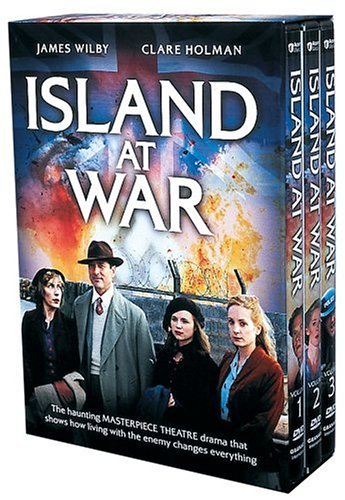 Island At War Wilby Holman Glenister Reeves Nr 3 DVD