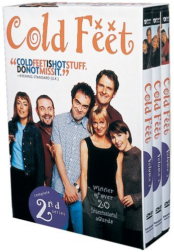 Cold Feet Series 2 Clr Nr 6 DVD