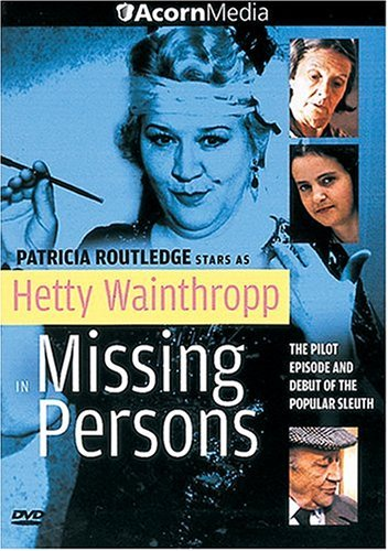 Hetty Wainthropp Missing Perso Routledge Patricia Nr