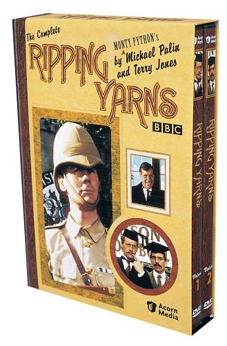 Ripping Yarns Complete Series Clr Nr 2 DVD