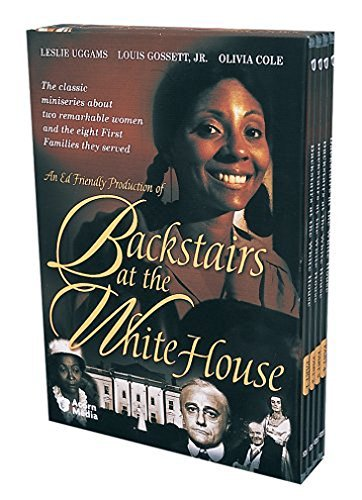 Backstairs At The White House Uggams Hooks Cole Gossett Harr Nr 4 DVD