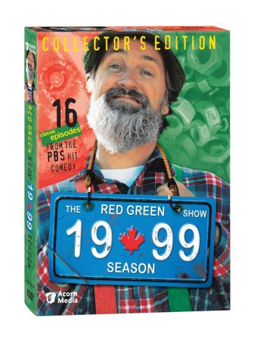 Red Green Show Red Green Show 1999 Season Nr 3 DVD