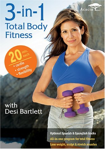 Desi Barlett 3 In 1 Total Body Fitness Nr