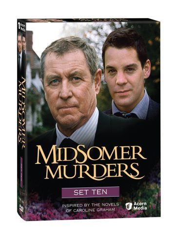Set 10 Midsomer Murders Nr 4 DVD