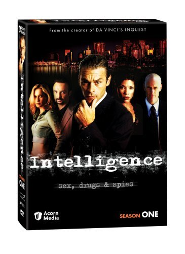 Intelligence Intelligence Season 1 Ws Nr 4 DVD