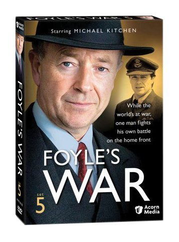 Set 5 Foyle's War Nr 3 DVD