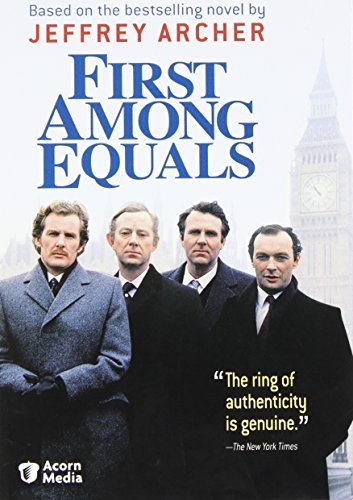 First Among Equals First Among Equals Nr 3 DVD
