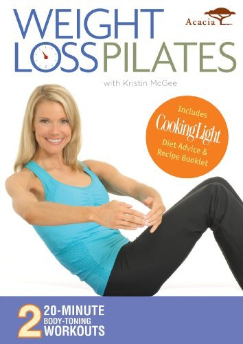 Weight Loss Pilates Mcgee Kristin Nr