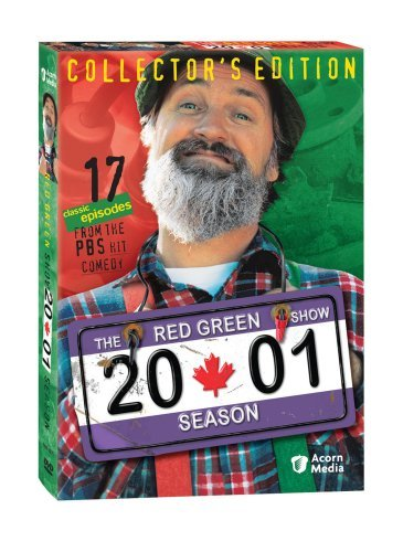 Red Green Show Red Green Show Season 2001 Nr 3 DVD