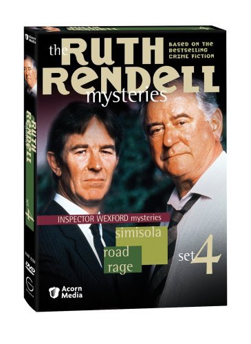 Ruth Rendell Mysteries Set 4 Nr 2 DVD