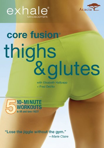 Exhale Core Fusion Glutes & Thighs Nr