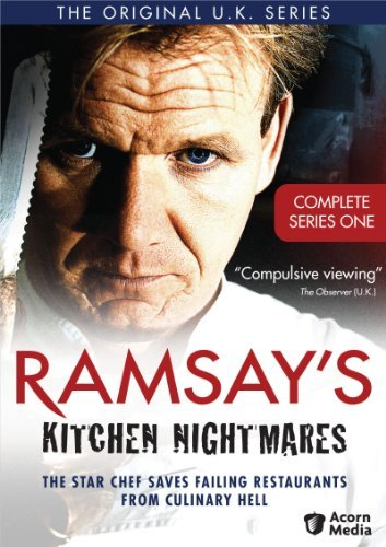 Ramsay's Kitchen Nightmares Ramsay's Kitchen Nightmares S Nr 2 DVD