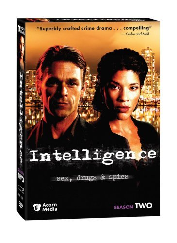 Intelligence Intelligence Season 2 Nr 4 DVD