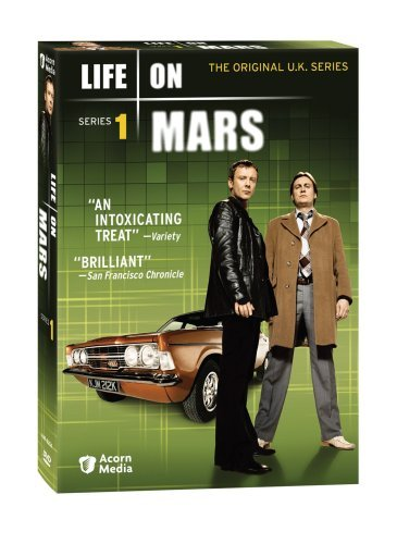 Life On Mars Series 1 (britis Life On Mars Nr 4 DVD