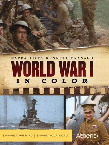 World War One In Color World War One In Color Ws Nr 3 DVD