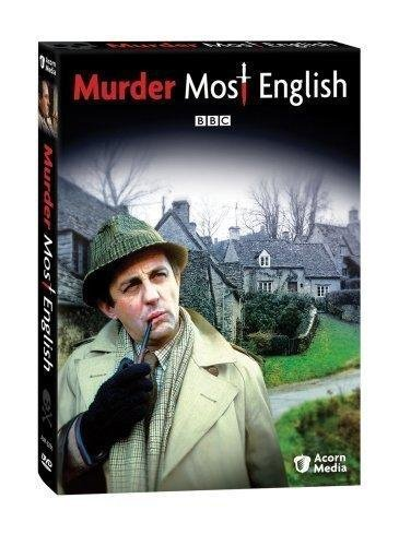 Murder Most English Murder Most English Nr 3 DVD