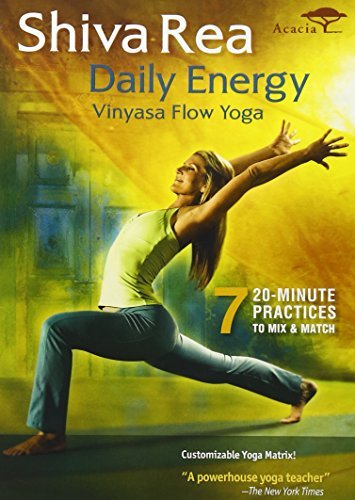 Shiva Rea Daily Energy Flow Ws Nr