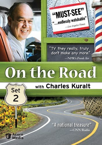 Set 2 On The Road With Charles Kural Nr 3 DVD
