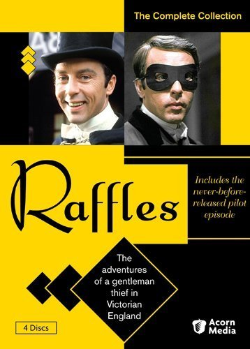 Raffles Complete Collection Raffles Nr 4 DVD