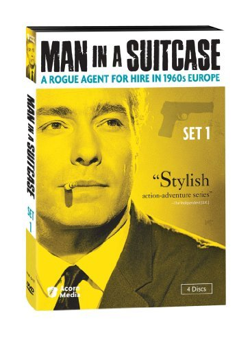 Set 1 Man In A Suitcase Nr 4 DVD