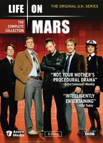 Life On Mars The Complete Collection DVD