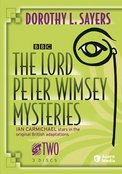 Set 2 Lord Peter Wimsey Mysteries Nr 3 DVD