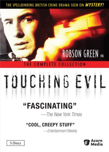 Touching Evil The Complete Co Touching Evil Nr 5 DVD