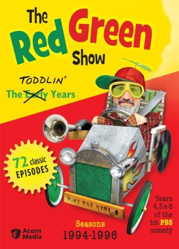 Red Green Show Red Green Show Toddlin' Years Nr 9 DVD