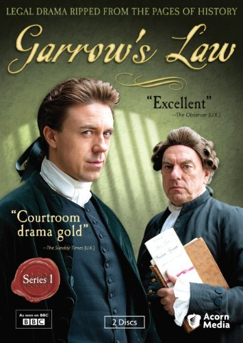 Garrow's Law Series 1 Garrow's Law Nr 2 DVD