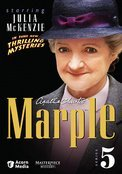 Marple Series 5 DVD Nr