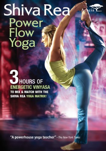 Power Flow Yoga Rea Shiva Nr
