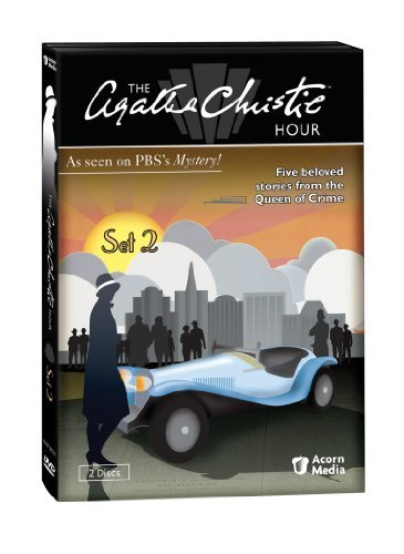 Agatha Christie Hour Set 2 Agatha Christie Hour Nr 2 DVD