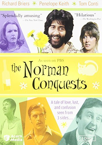 Norman Conquests Briers Keith Nr 3 DVD
