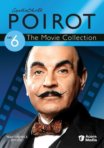 Poirot Movie Collection Set 6 Ws Nr 3 DVD