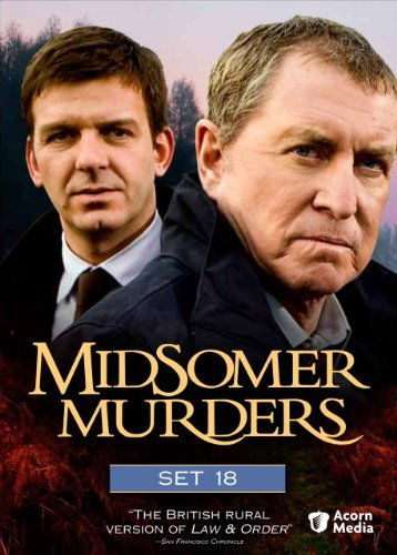 Midsomer Murders Set 18 Nr 3 DVD