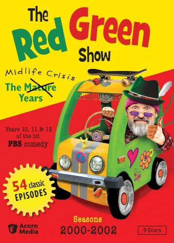 Red Green Red Green Show The Mid Life C Nr 9 DVD