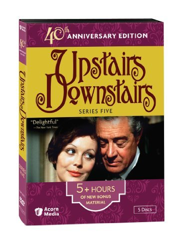 Upstairs Downstairs Series 5 Upstairs Downstairs Nr 5 DVD