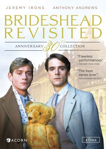 Bridshead Revisted (30th Anniv Irons Andrews Ws 30 Anniv. Ed. Nr 4 DVD
