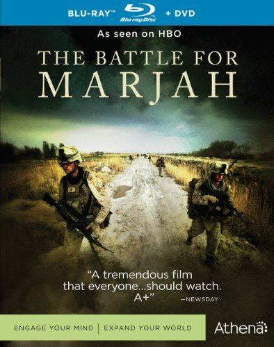 Battle For Marjah Battle For Marjah Ws Blu Ray Nr 2 DVD