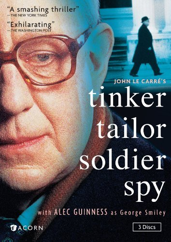 Tinker Tailor Solider Spy Guinness Richardson Nr 3 DVD