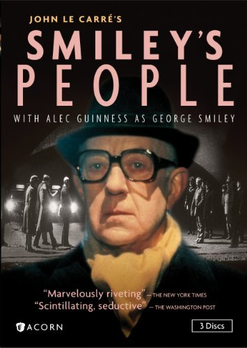 Smiley's People Guinness Richardson Nr 3 DVD