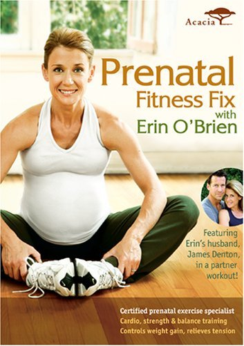 Erin O'brien Prenatal Fitness Fix Nr