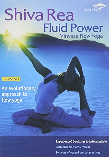 Fluid Power Vinyasa Flow Yoga Rea Shiva Ws Nr