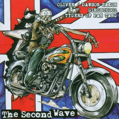 Oliver Dawson Saxon Second Wave Import Gbr