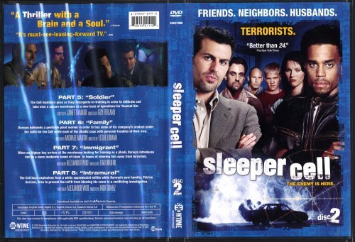 Sleeper Cell Season 1 Disc 2