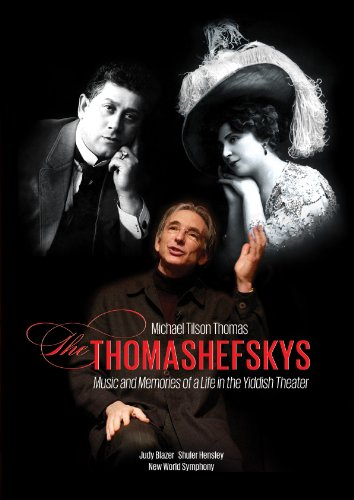 Michael Tilson Thomas The Tom Michael Tilson Thomas The Tom Nr