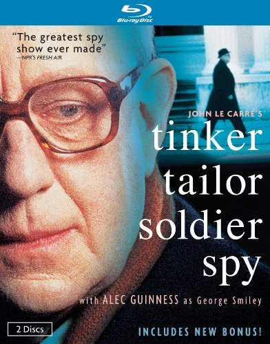Tinker Tailor Soldier Spy Guinness Richadson Blu Ray Ws Nr 2 Br