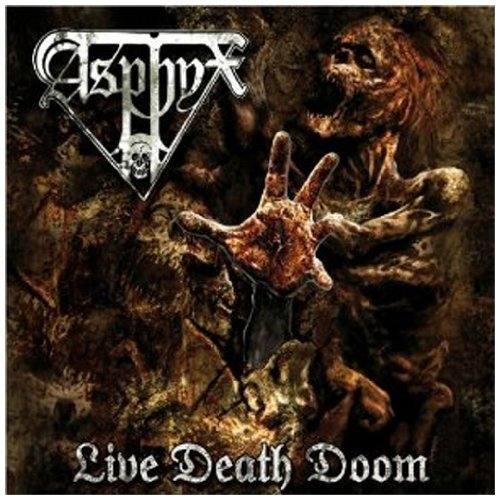 Asphyx Live Death Doom Deluxe Import Eu Incl. 2 CD